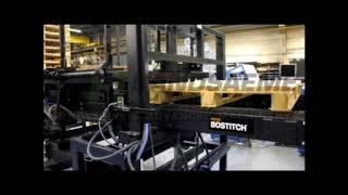 Automatisch stapelen van palletten