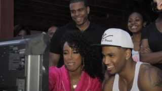 Behind the Scenes: Trey Songz 'Heart Attack' Video Shoot