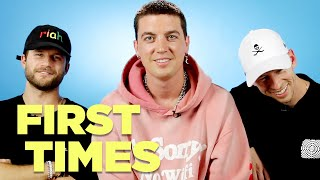 LANY Tells Us About Their Firsts