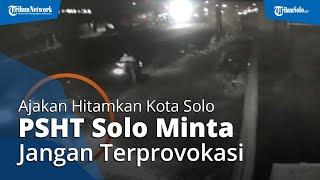 Ketua PSHT Solo Minta Anggotanya Tak Terpancing Ajakan Hitamkan Solo: Serahkan Kasus pada Kepolisian