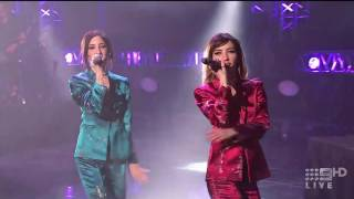 The Veronicas   In My Blood (AFL Footy Show 2016)