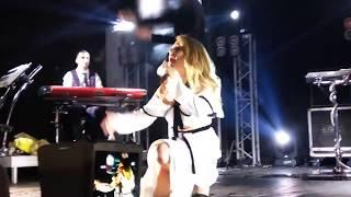 Тина Кароль в Кирилловке 05 08 2016  Концертная программа Избранное
