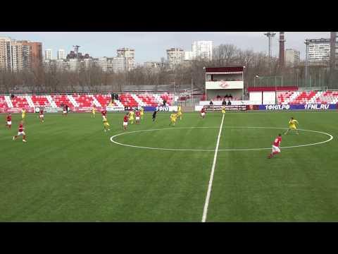 2003 г.р.: Спартак - Строгино - 4:0 | Обзор