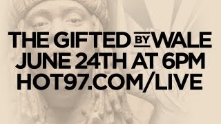 """WALE - """"THE GIFTED"""" - In Studio Series w/ Angie Martinez"""