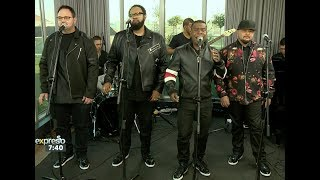 "All 4 One Performs ""Chariots"""