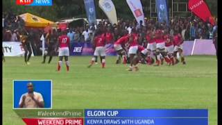 Kenya draws with Uganda in the return match of the Elgon Cup