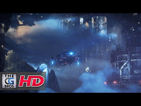 """CGI 3D Making of: """"Dropzone VFX Making of"""" – by RealtimeUK"""