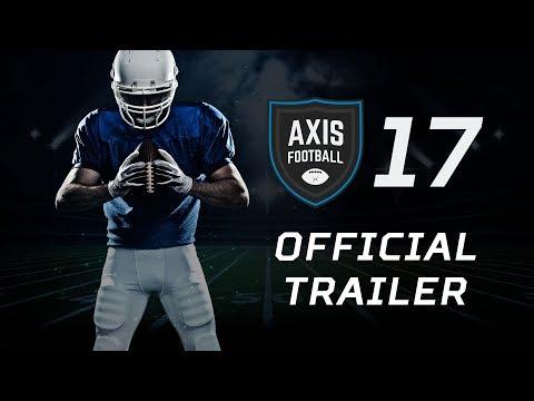 Axis Football 2017 Official Trailer thumbnail