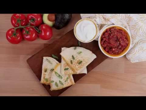 Dempster's Tortilla Cheese Quesadillas