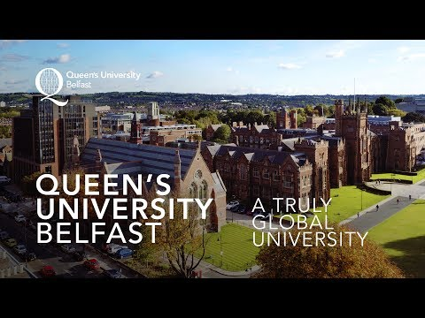 Queen's University Belfast video