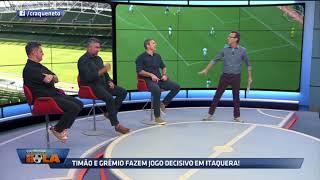 Velloso: Grêmio Não Faz Força Para Ganhar O Brasileiro
