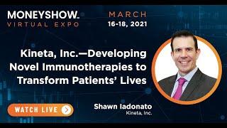 Kineta, Inc.-Developing Novel Immunotherapies to Transform Patients' Lives