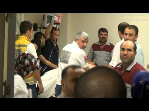 Viranşehir Devlet Hastanesi'nde Silahlı Saldırı 1 Yaralı