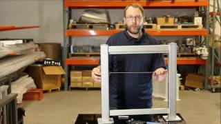 Tensioning Tips Demo