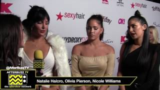 Natalie Halcro, Olivia Pierson, Nicole Williams: OK! Magazine Pre-Oscars Party 2017