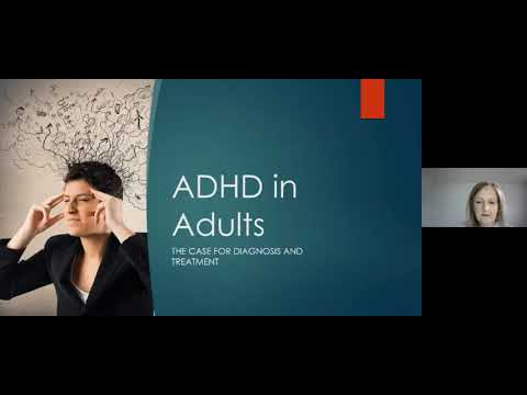 RCPsychiS Webinar #4 - Adult ADHD in Scotland