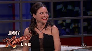 Julia Louis-Dreyfus on Breast Cancer Battle