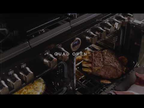 Stoves Range Cooker Nat Gas ST-RICH-S1100G - Various Colours Video 2