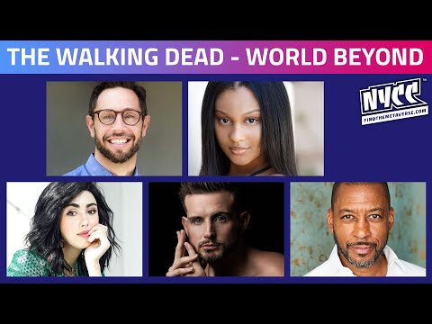 AMC's The Walking Dead - World Beyond