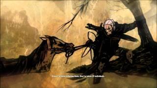 The Witcher 2: Geralt
