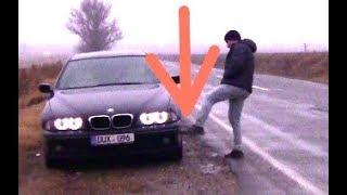 Зачем дальнобойщики стучат ногой по колесам когда выходят из машины