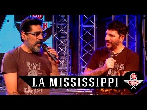 La Mississippi video Ricardo Tapia - Entrevista - Marzo 2017