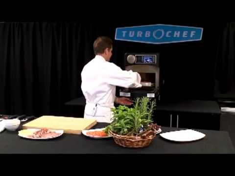 video 1, Four à cuisson rapide SOTA SINGLE MAG TURBOCHEF