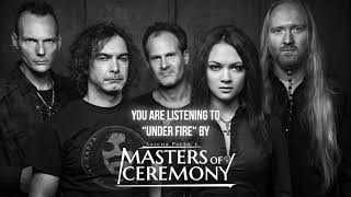 MASTERS OF CEREMONY - Under fire