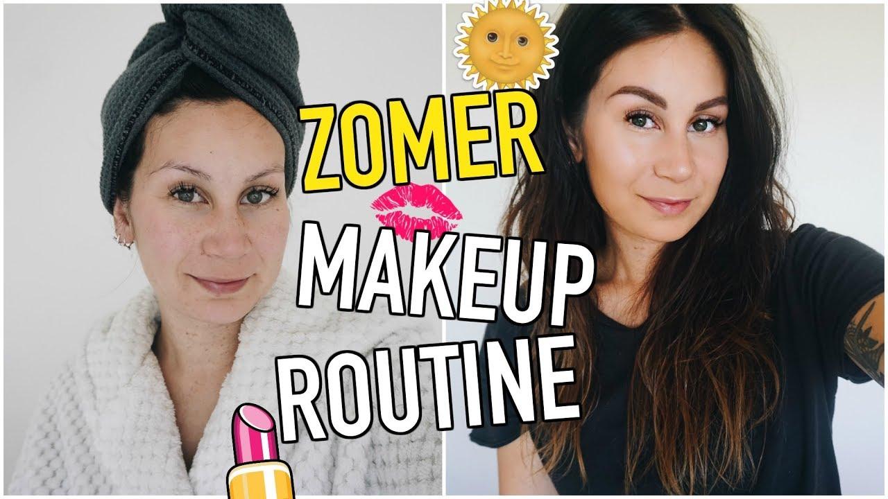 Zomer Make-Up Routine + mini AliExpress shoplog!