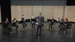 Rainer Bartl, Toccata capricciosa für Holzbläser-Oktett / for Woodwind Octet