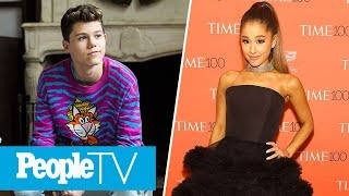 Ariana Grande Releases '7 Rings,' 'The Other Two' Star Case Walker Joins Us Live | PeopleTV