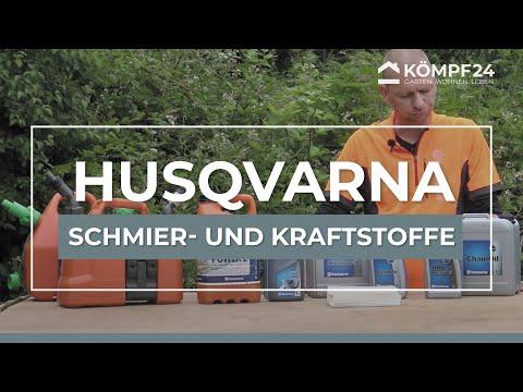 Husqvarna Zubehör Schmier- und Kraftstoffe