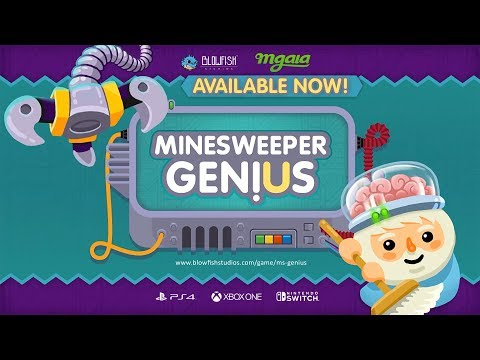 Minesweeper Genius - Available Now! thumbnail