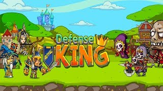 Royal Defense King Android Gameplay ᴴᴰ