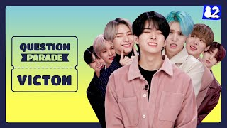 We asked Kpop idols the MOST ridiculous questions (ft. VICTON)ㅣQuestion Parade