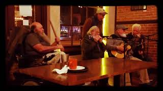"""Tugboat Willie and The Codgers performing """"Ain't Gonna Work No More"""""""