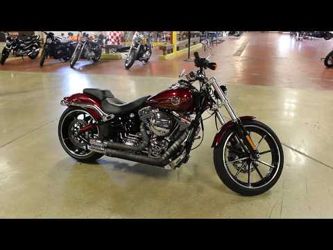 2016 Harley-Davidson Breakout® in New London, Connecticut - Video 1