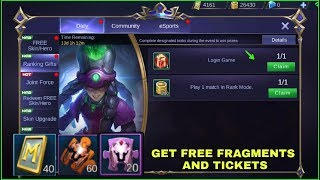 how to get free rare fragments in mobile legends - TH-Clip