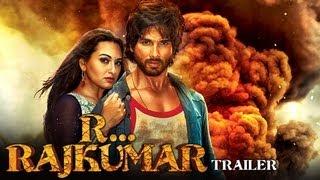 Shahid Kapoor, Sonakshi Sinha - R...Rajkumar - Official Theatrical Trailer
