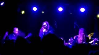 Arcturus - Hibernation Sickness Complete - May 2015 - London, Boston Music Room