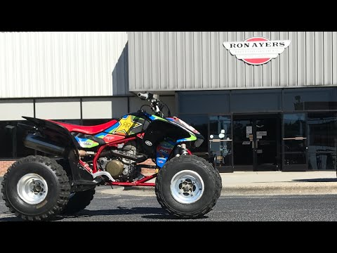 2007 Honda TRX450R (Elec Start) in Greenville, North Carolina - Video 1
