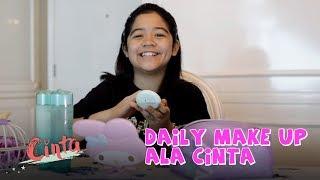 Daily make up ala Cinta