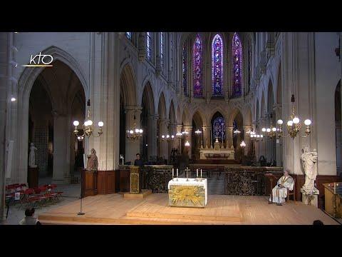 Messe du 10 juin 2020 à St-Germain-l'Auxerrois