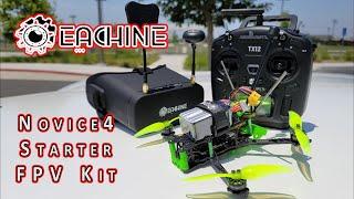 Eachine Novice4 RTF Long Range FPV Starter Kit ????
