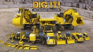DIG IT A Digger Simulator Gameplay PC HD