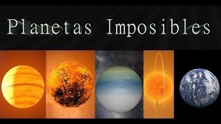 5 Planetas que NO Deberían Existir