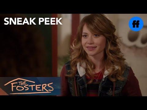 The Fosters | Season 5, Episode 8 Sneak Peek: Lena And Emma Talk About Jesus | Freeform