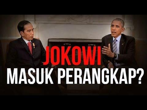 Jokowi Masuk Perangkap?