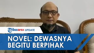 Dewas KPK Loloskan Firli Cs dari Kasus Kode Etik, Novel: Saya Khawatir Makin Berani Buat Pelanggaran
