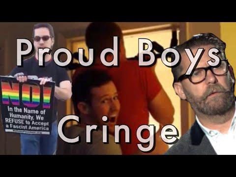 Proud Boys Cringe Compilation (Uhuru!)